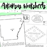 Arkansas Worksheets