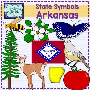Arkansas State Symbols Teaching Resources Teachers Pay Teachers