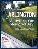 Memorial Day FREE Unit: Arlington