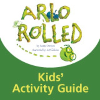 Arlo Rolled Kids' Activity Guide