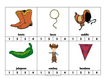 Armadillo Rodeo - A Language through Literacy Unit