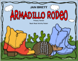 Armadillo Rodeo Read Aloud Primary Activity Packet
