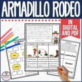 Armadillo Rodeo Activities in Digital and PDF