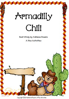 Armadilly Chili Book Companion