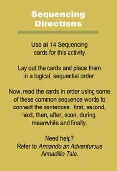 Armando Educational Activity Cards