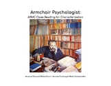 Armchair Psychologist: APMC Close Reading for Characterization