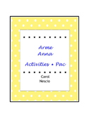 Arme Anna Activities * Pac ~ German Distance Learning