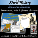 Armenian Genocide   Video & Document Based Activity   Dist