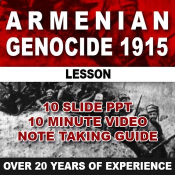 Armenian Genocide Lesson