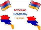 Armenian Geography Lesson