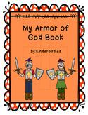 Armor Of God Student Printable Book