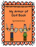 Armor Of God Student Printable Book