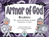 Armor of God Booklets