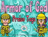 Armor of God Brag Tags - Catholic