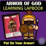 Armor of God Lapbook | Ephesians 6