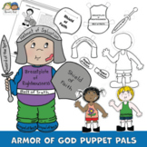 Armor of God Puppet Pals Kit
