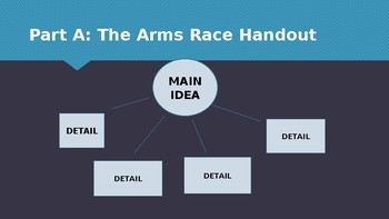 Arms Race PowerPoint