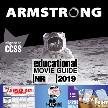 Armstrong Documentary Movie Guide | Questions | Worksheet (NR - 2019)
