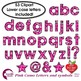 Army Camouflage in Pink, Camo Alphabet, July 4th, {Best Teacher Tools} AMB-1955