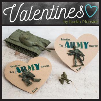 Army Heart Valentine