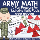 Math Facts Fluency Program Third Grade (All Operations)