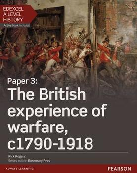 Army Recruitment - British Experience of Warfare c.1790-1918 - A-Level