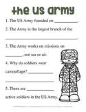 Army Unit Study (Early Elem)