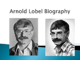 Arnold Lobel Biography PowerPoint