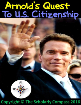 Arnold's Quest to U.S. Citizenship!!