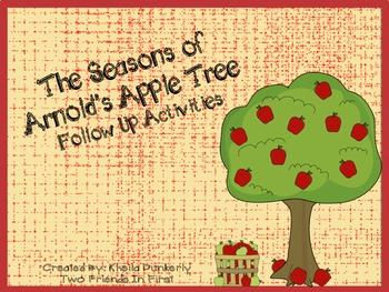 Arnold's Apple Tree Activities