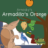 Arnosky's Armadillo's Orange and Friends Clipart