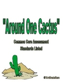 Around One Cactus Assessment Reading Street Third Grade