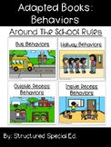 Around The School Rules Adapted Books and Boards