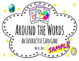 Around The Words: An Interactive Card Game Sample
