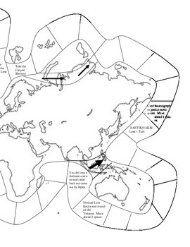 Around The World 5th Grade Earth Science Review Game