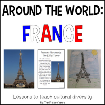 Around The World - All About France!