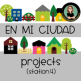 Spanish City / Town Unit PROJECT Based Learning