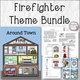 Firefighter Theme Bundle