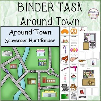 BINDER TASK Around Town