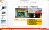 Around Town Spanish 2 Expresate Chapter 3