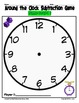 Around the Clock Subtraction Game