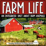 Around the Farm - An Integrative Math and Literacy Unit About Farm Animals