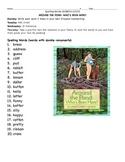 Around the Pond: Spelling