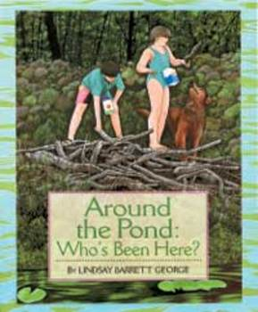 Around the Pond Vocabulary
