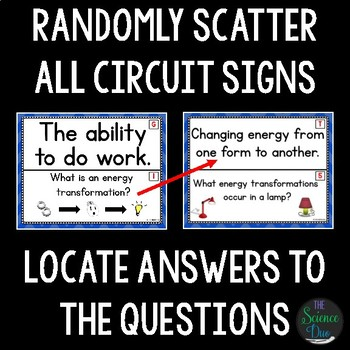 Energy - Around the Room Circuit