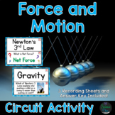 Force and Motion - Around the Room Circuit