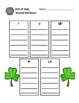 Around the Room - Long I (St. Patrick's)