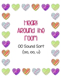 Around the Room - OO Sort with U (Valentines)