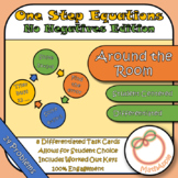 Around the Room: One Step Equations - No Negatives Edition