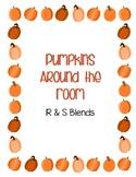Around the Room - R & S Blends (Pumpkins)